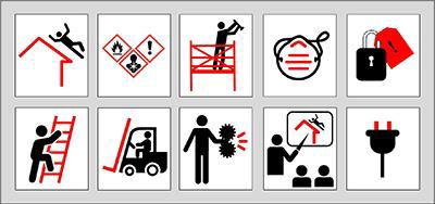 OSHA's Top 10 Most Frequently Cited Violations